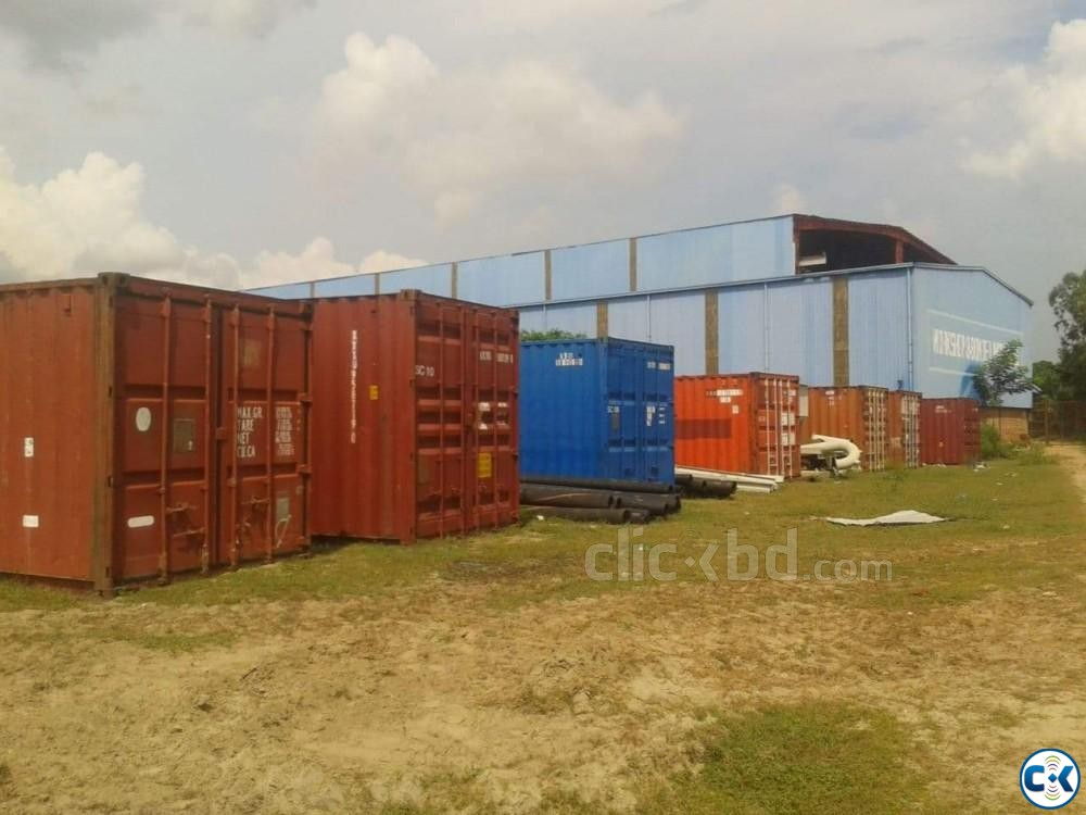 20 Feet and 40 Container Sell | ClickBD large image 4