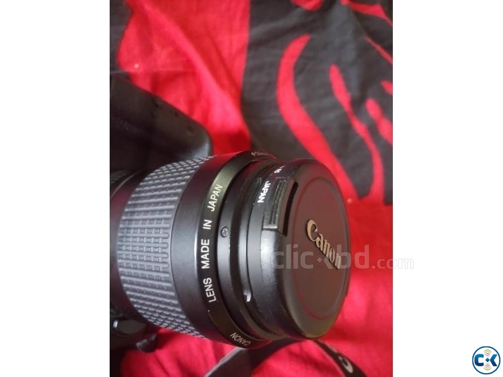 Cannon 80-200mm lens made in japan cheap price | ClickBD large image 0