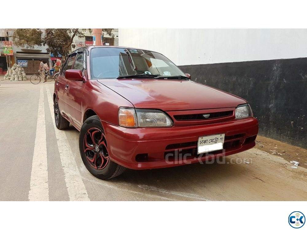 Toyota Starlet EP82 1995 | ClickBD large image 0