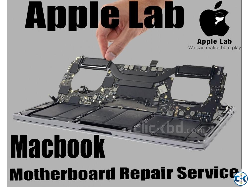 MACBOOK PRO 13 15 17 Motherboard Repair Service | ClickBD large image 0