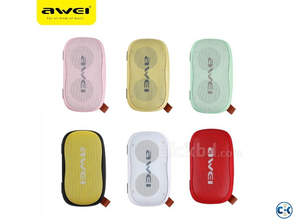 Original Awei Y900 Wireless Bluetooth Speaker | ClickBD large image 3