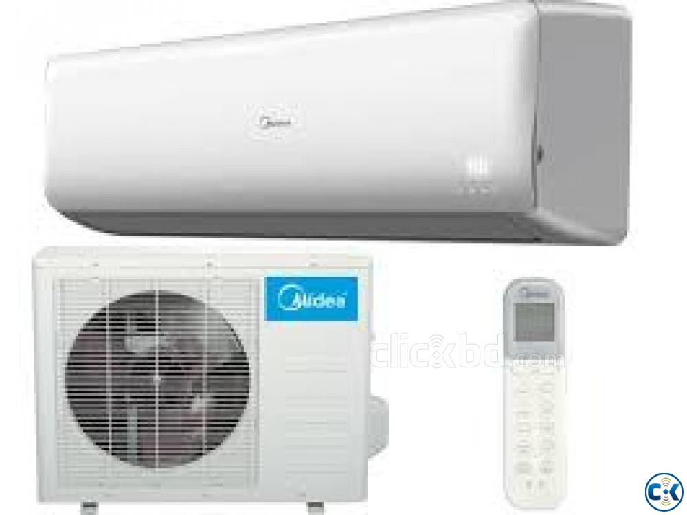 MIDEA 1.5 Ton Split Type AC 18000 BTU Price in Bangladesh | ClickBD large image 1