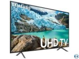 Samsung 55 Flat Smart 4K UHD TV -55RU7100 -Series 7 2019