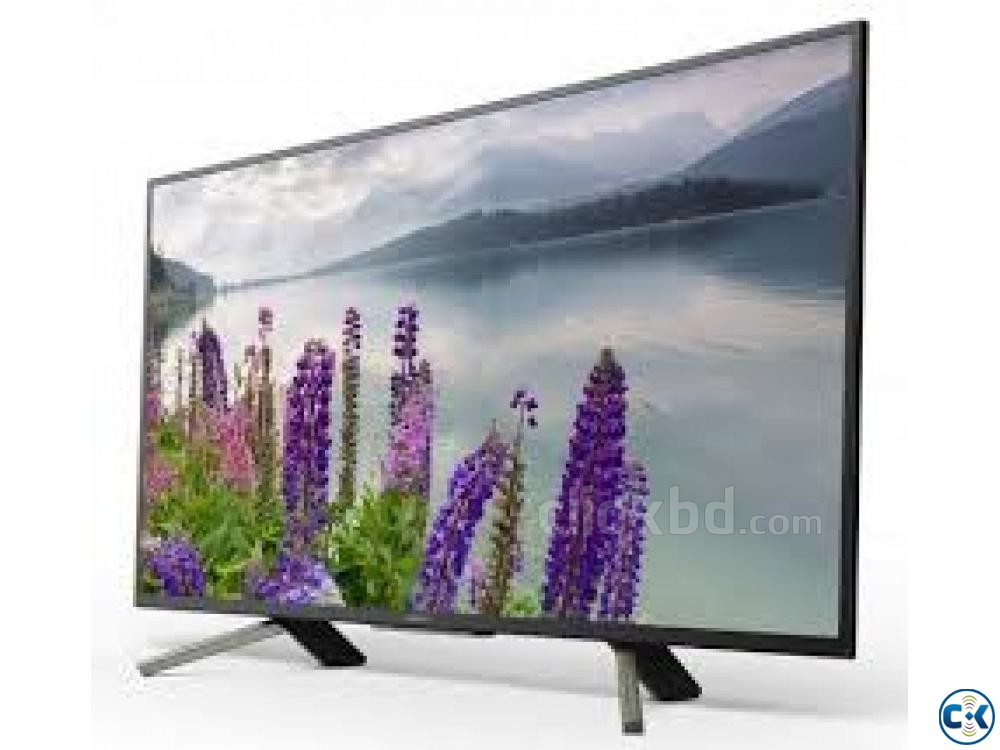 X7500F Sony Bravia 4K 55 Inch Android TV With Warranty 5 yea | ClickBD large image 0