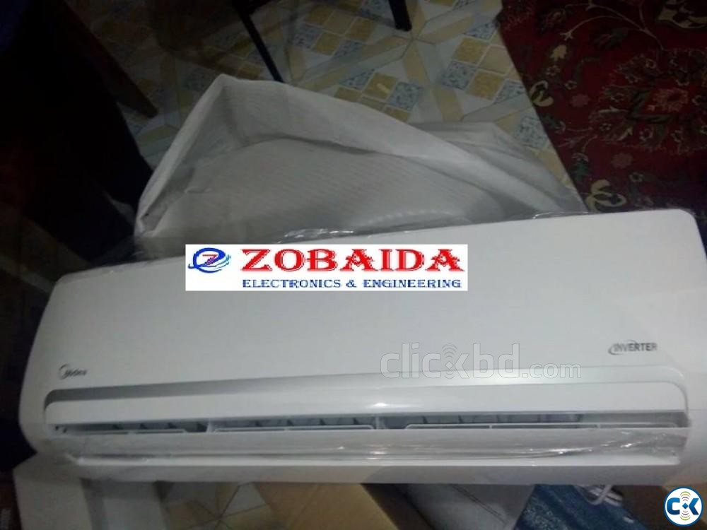 HOT COOL Energy Saving Midea MSM12HRI 1.0 ton ac | ClickBD large image 1