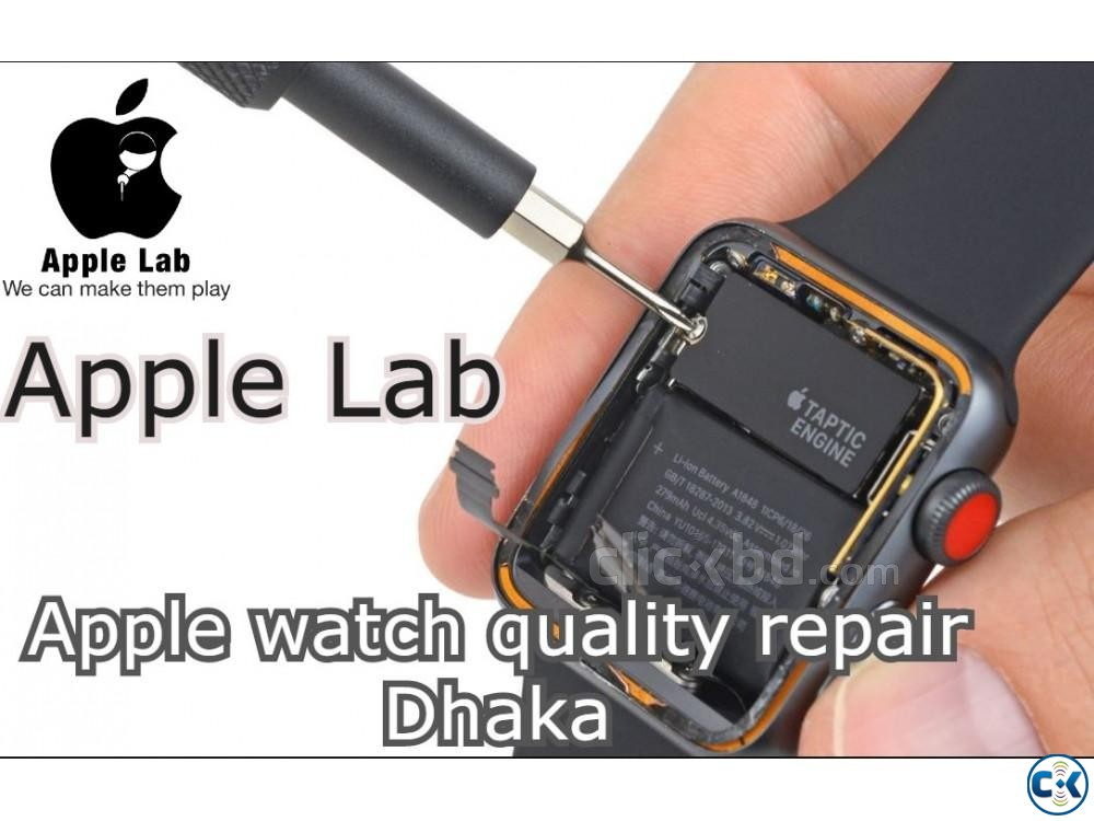 Apple watch quality repair Dhaka | ClickBD large image 0