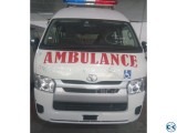 TOYOTA AMBULANCE GRAND CABIN 2014