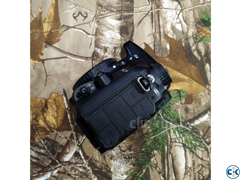Nikon D7200 DSLR Professional Camera Body Only USED | ClickBD large image 4