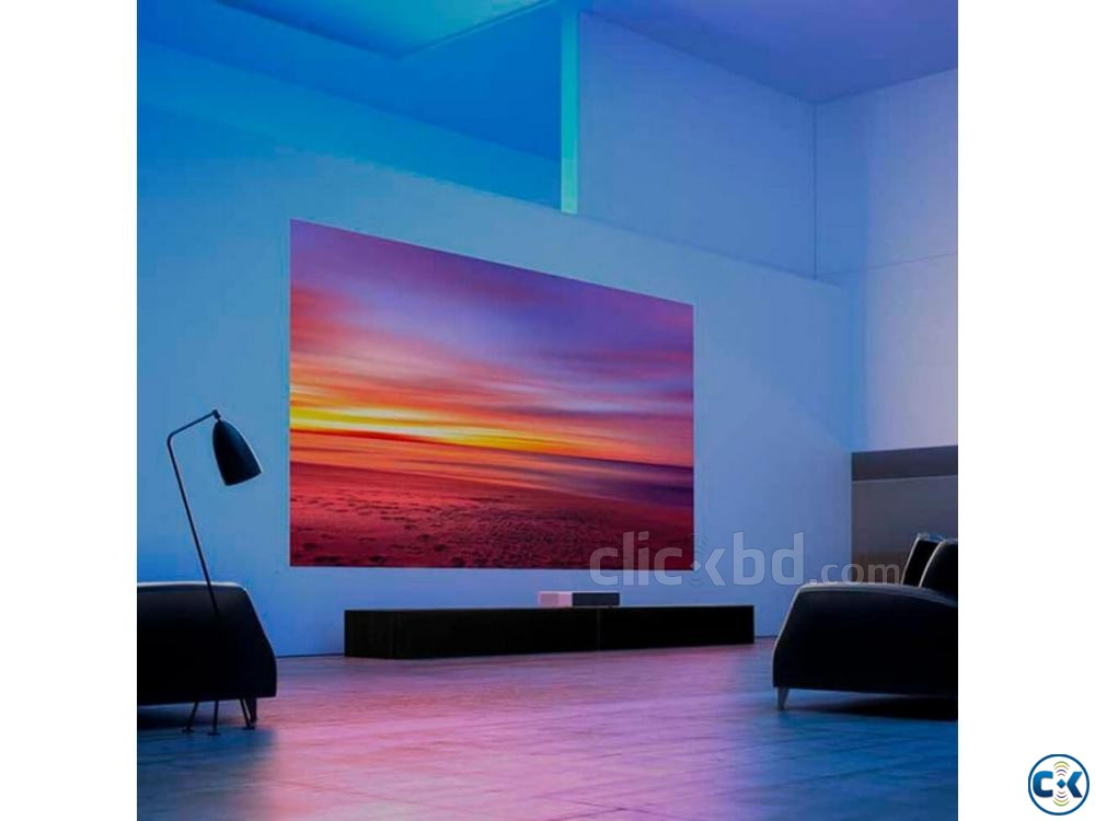 Xiaomi Mi Ultra 5000 Lumens Android Projector Price in BD | ClickBD large image 1
