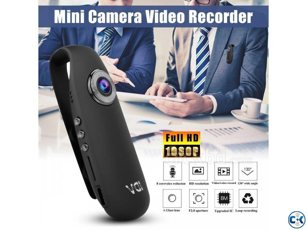 Spy Camera HD 1080P Mini Cam 01643 26 03 20 | ClickBD large image 0