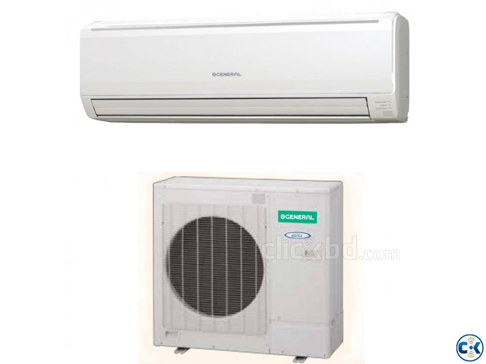 AHO-124SCC1.0 Ton O General 150 Sqft Split Air Conditione AC | ClickBD large image 0