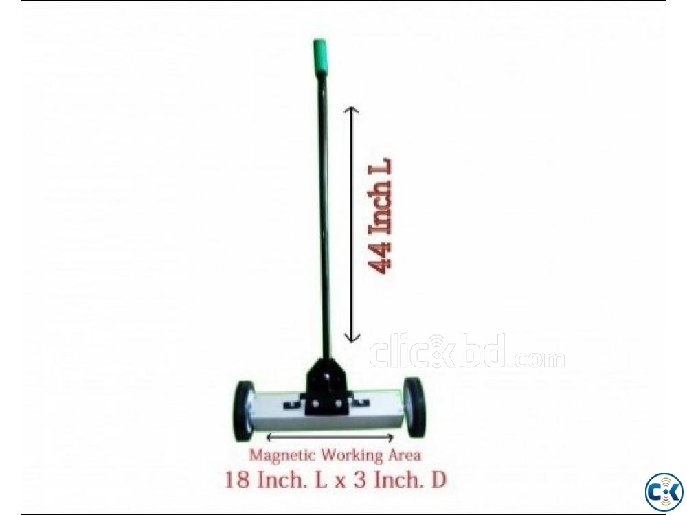 Magnetic Floor Sweeper | ClickBD large image 0