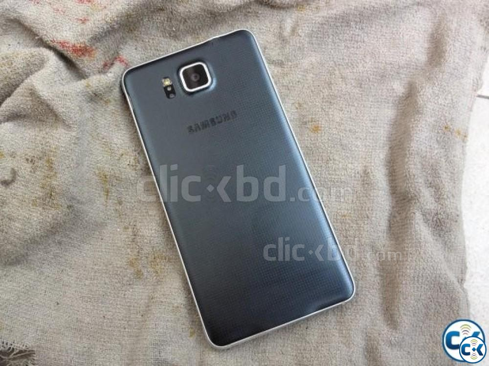 Samsung Galaxy Alpha Fresh Condition | ClickBD large image 0