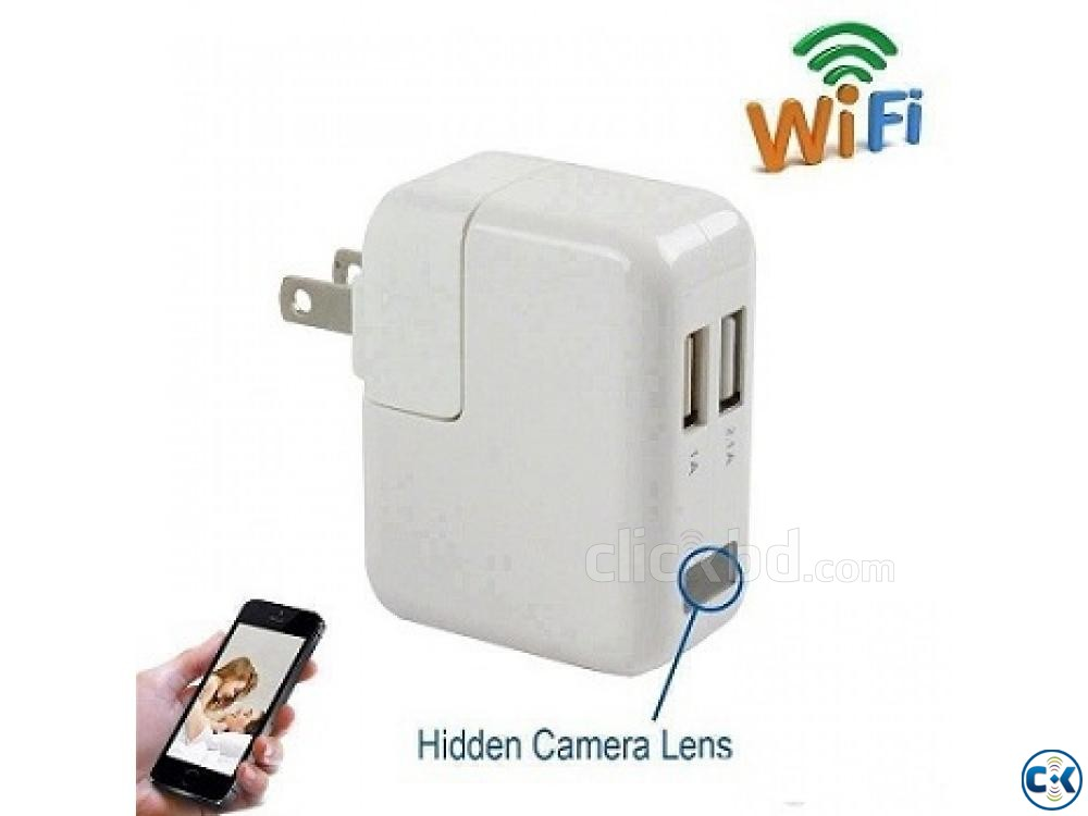 Spy Camera Wifi Charger 01729 33 39 43 | ClickBD large image 0