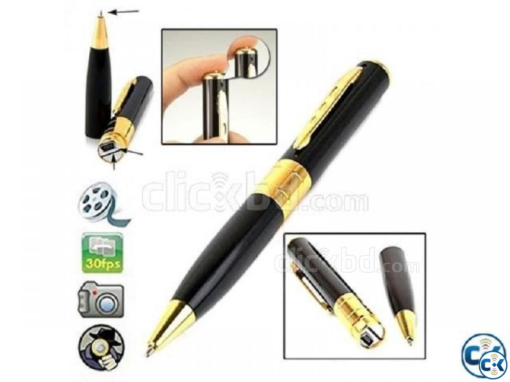 SPY CAMERA PEN TF 01729 33 39 43 | ClickBD large image 3