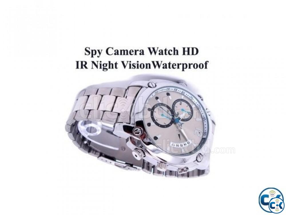 Spy Camera Watch Night Vision 1080p 01729 33 39 43 | ClickBD large image 0