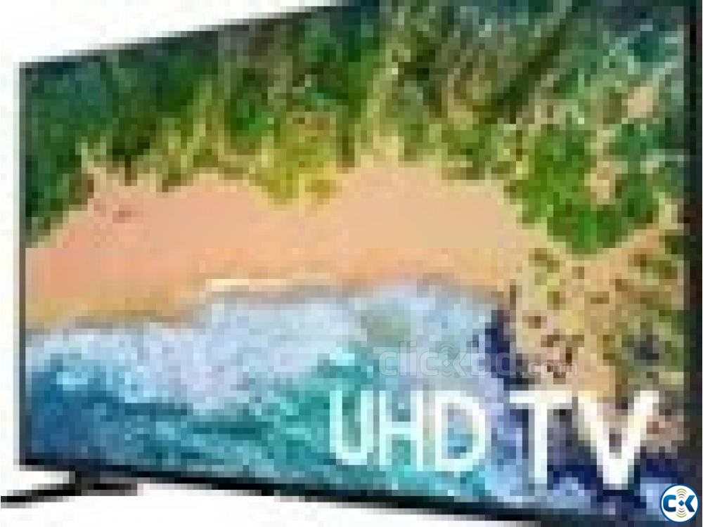SAMSUNG 65 INCH NU7100 4K HR UHD SMART LED TV | ClickBD large image 0