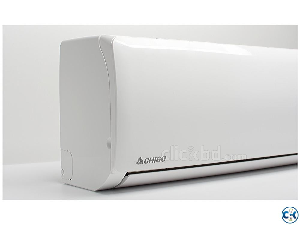 100 Copper Chigo 24000 BTU 2.0 Ton AC AIR-CONDITIONER | ClickBD large image 2