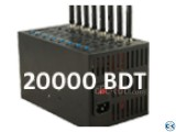 Low price 8 port modem Available in Bangladesh