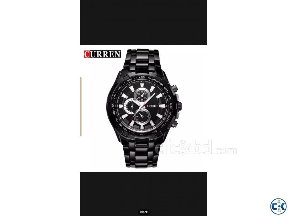 Curren watch Brand New | ClickBD large image 4