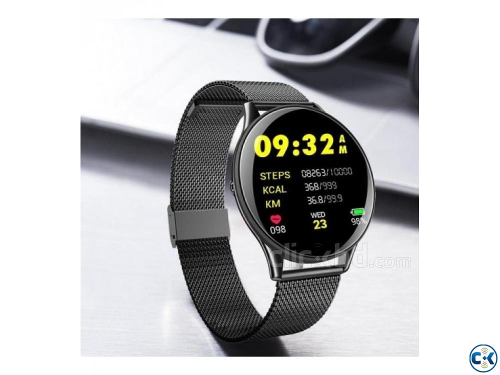 SN58 Smartwatch Waterproof Heart Rate Fitness 01611288488 | ClickBD large image 1