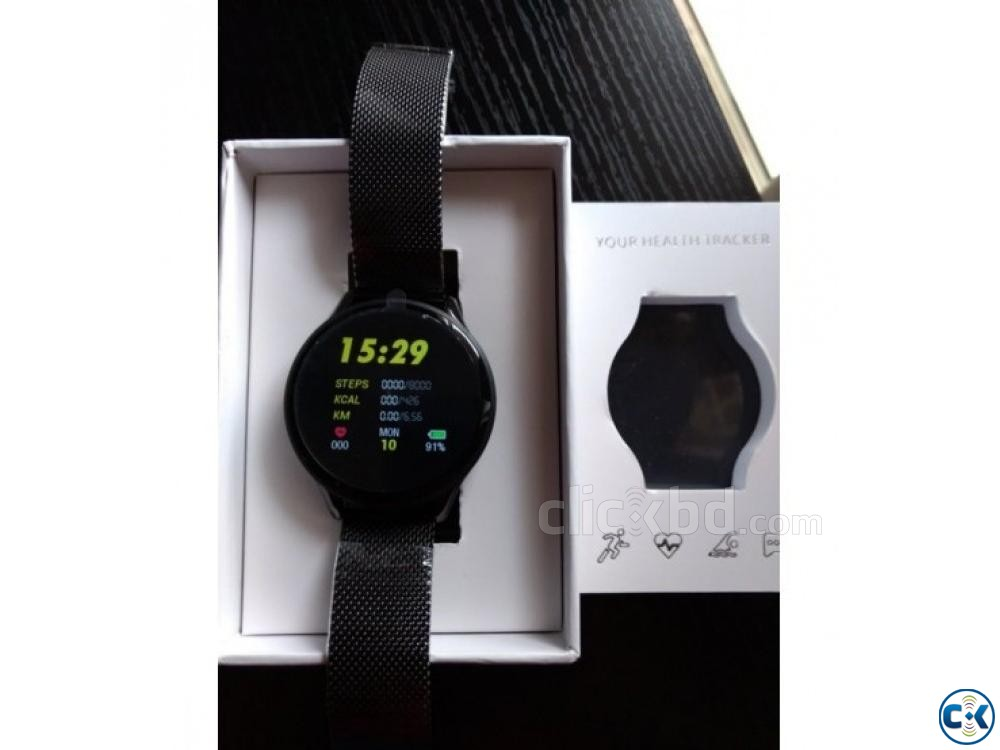 SN58 Smartwatch Waterproof Heart Rate Fitness 01611288488 | ClickBD large image 2