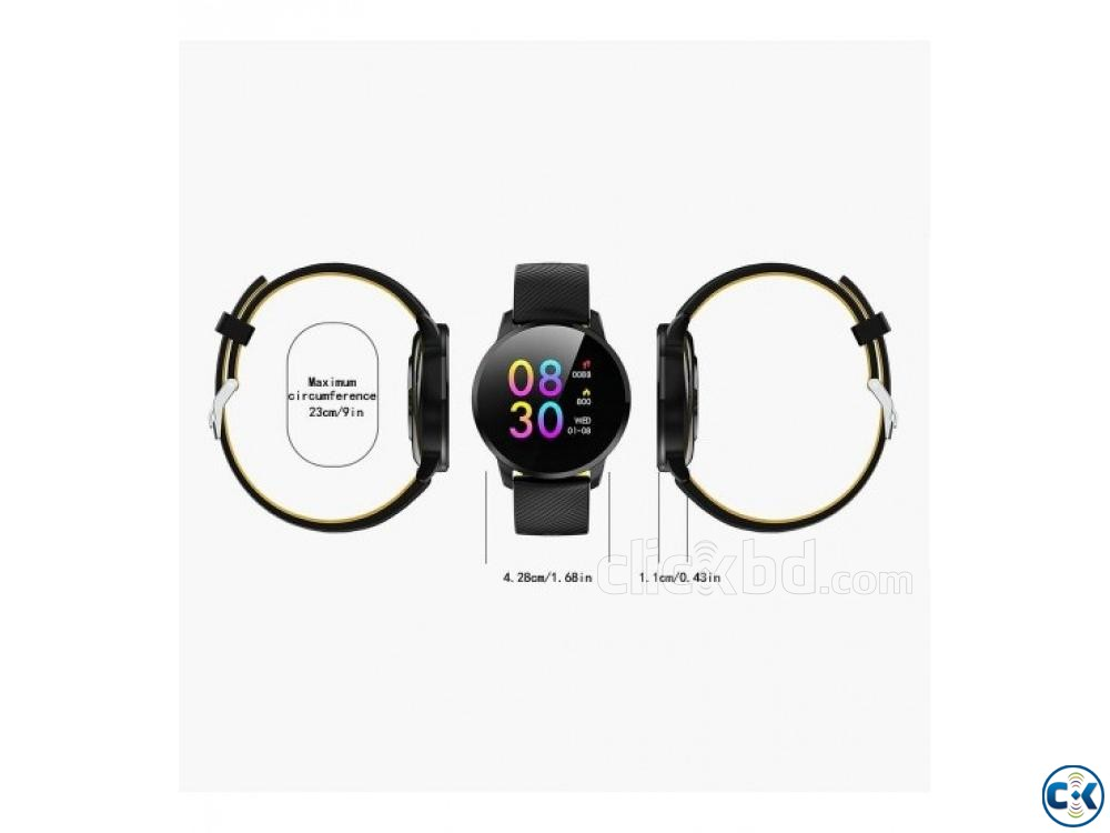 Y16 Smartwatch 1.3 Inch Color Touch Screen 01611288488 | ClickBD large image 1
