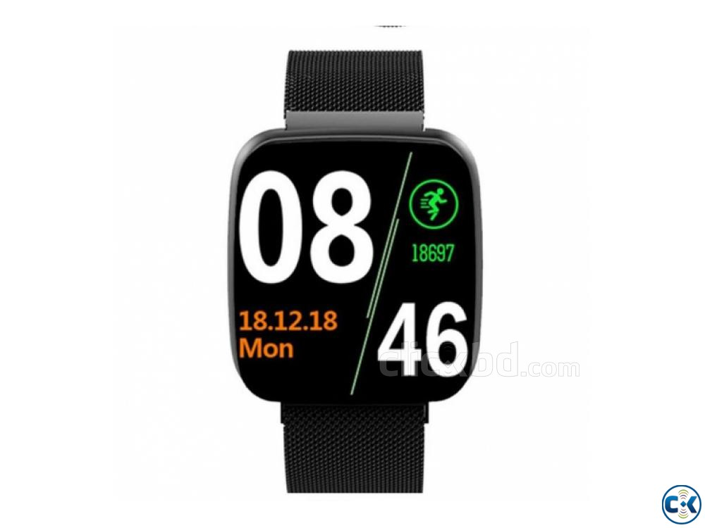 Y9 Smartwatch Water-proof Heart Rate 01611288488 | ClickBD large image 0