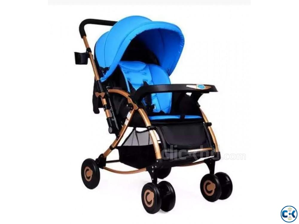 Brand New BaoBaoHoa Baby Stoller C3 | ClickBD large image 4