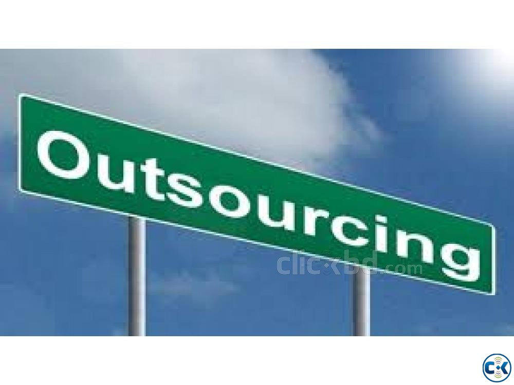 Outsourcing Training Course at your home Privately | ClickBD large image 0
