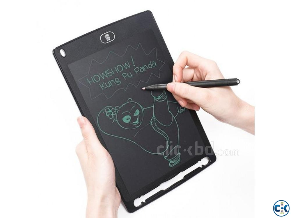 Digital LCD Writing Tablet LCD Writing Pad 8.5 Inch  | ClickBD large image 0