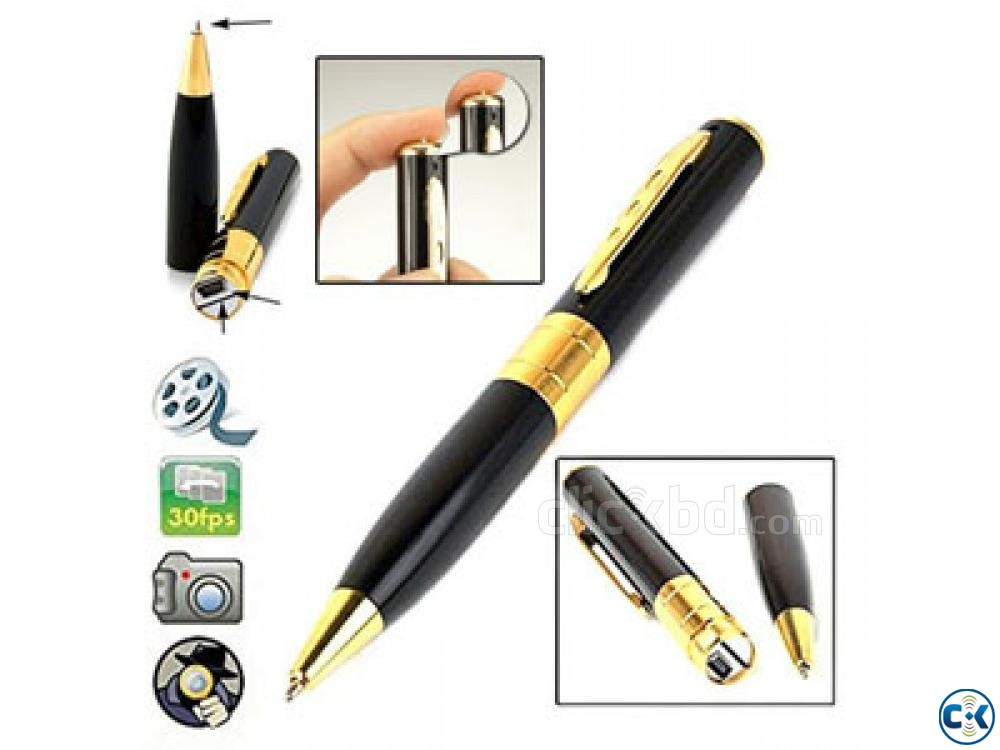 Spy Video Pen Camera 32GB | ClickBD large image 0