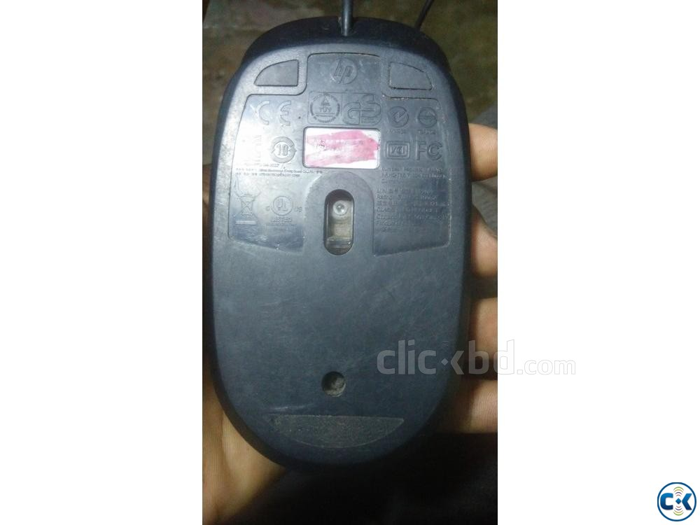 HP Mouse mirpur-2 | ClickBD large image 0
