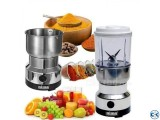 Name Nima 2 in 1 Grinder Blender