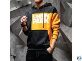 Name Premium Hoodie Linkin Park Black and Orange - ILS