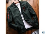 Name Men s Stylish Winter Jacket - 6 - Bottle Green - FAS
