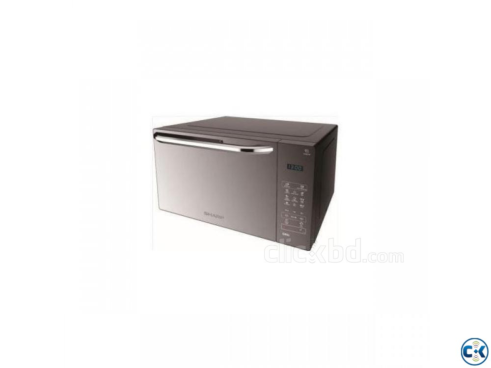 SHARP MICROWAVE OVEN WITH GRILL R72E0 SM PRICE IN BD | ClickBD large image 0