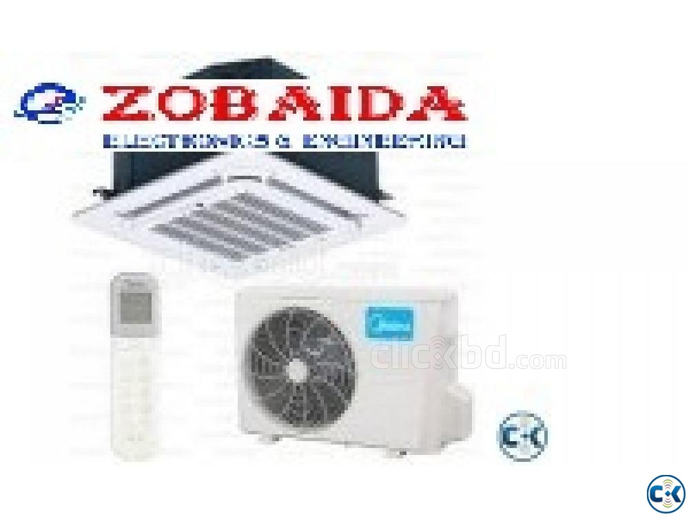 .MIDEA AC 5.0 Ton 60000 BTU New Offer with Warranty | ClickBD large image 0