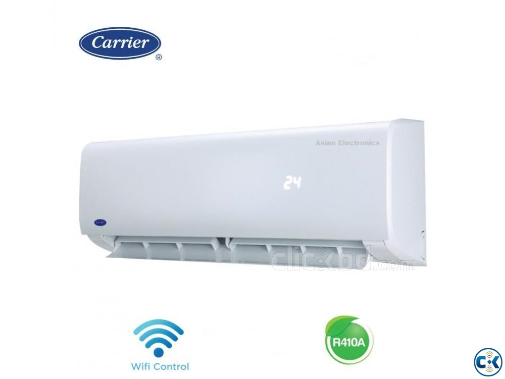 Carrier 1.5 Ton Split AC Best Price in Bangladesh | ClickBD large image 0