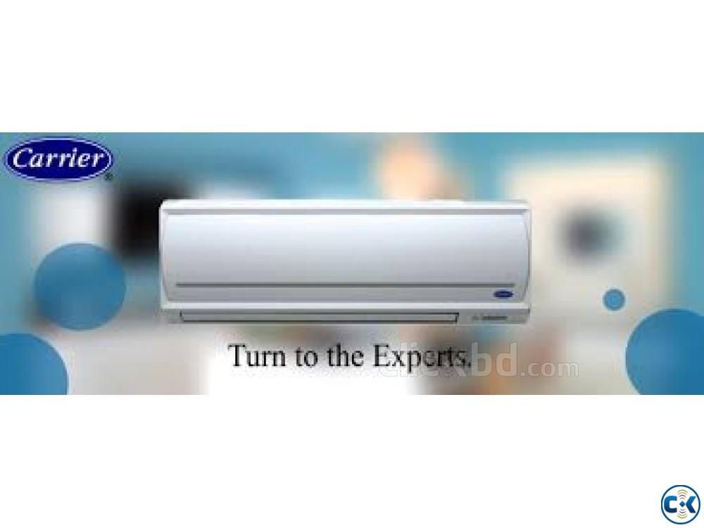 Carrier 1.5 Ton Split AC Best Price in Bangladesh | ClickBD large image 1