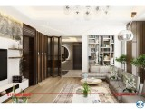Folding door design Interior Design Company in Bangladesh