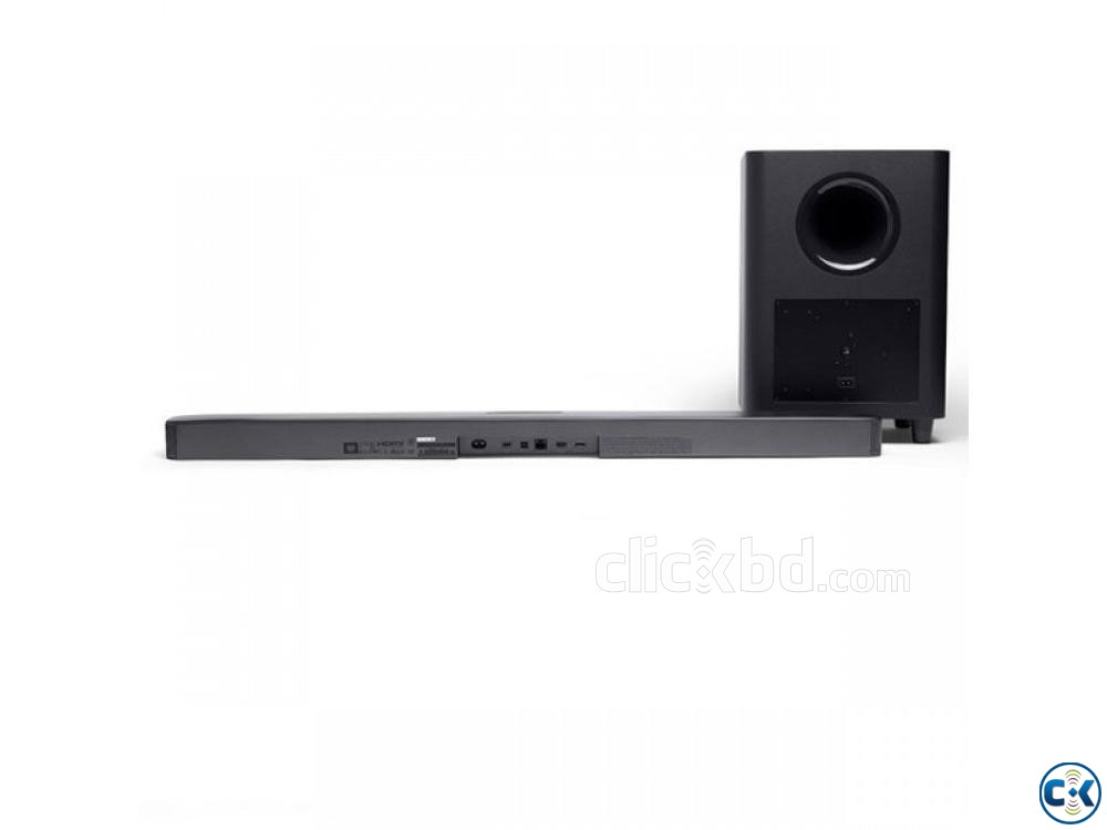 JBL Bar 5.1-Channel 4K Ultra HD Sound bar with True Wireless | ClickBD large image 0