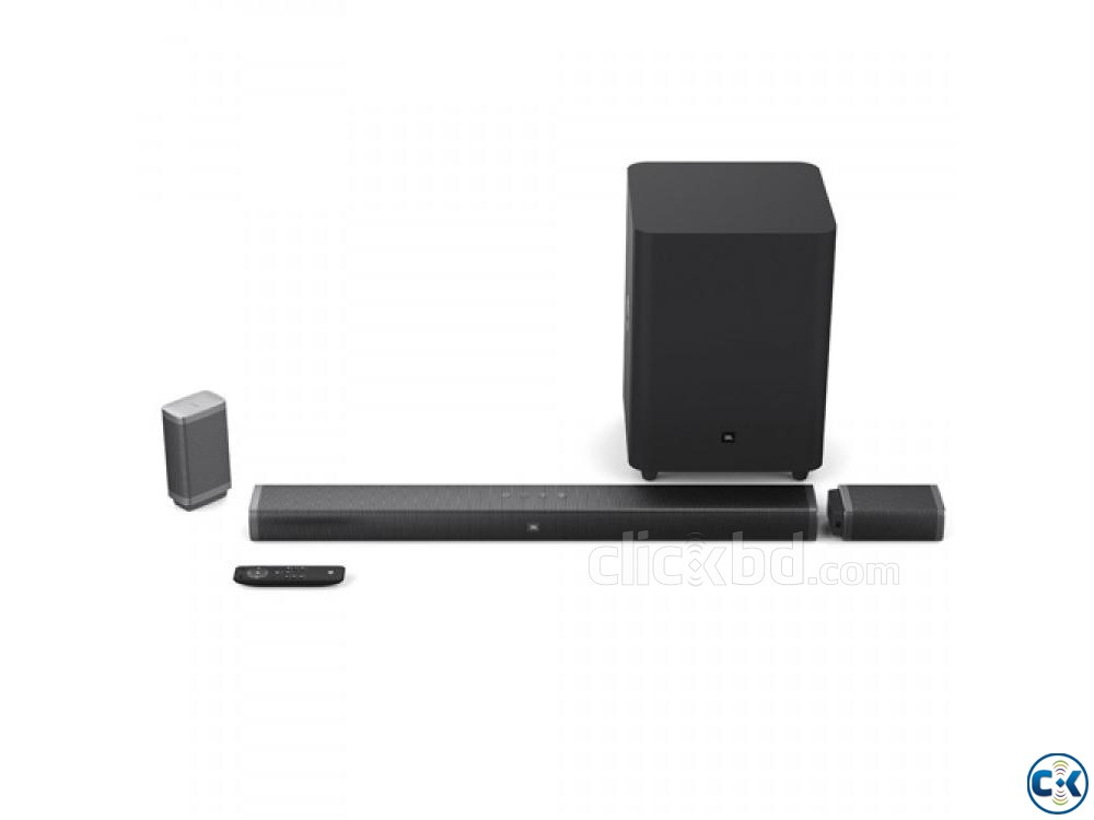 JBL Bar 5.1-Channel 4K Ultra HD Sound bar with True Wireless | ClickBD large image 3