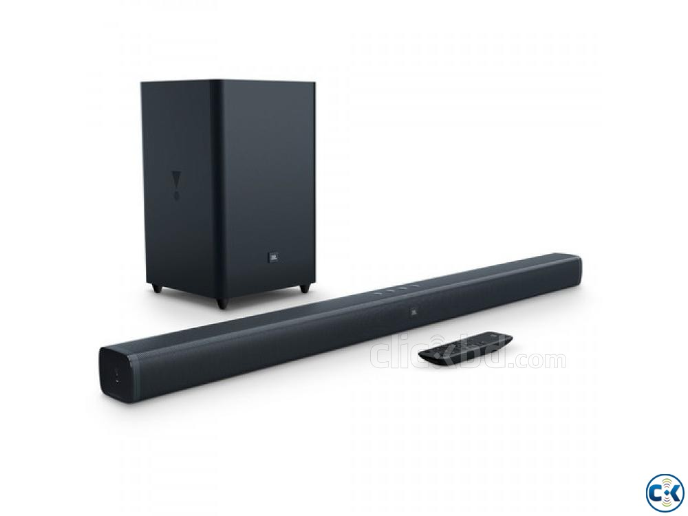 JBL Bar 2.1-Channel Soundbar with Wireless Subwoofer KEY FEA | ClickBD large image 4