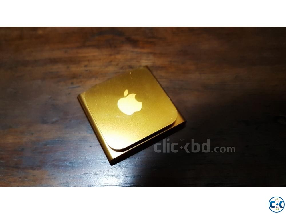 Ipod Mini 6th Generation Luxurious Gold  | ClickBD large image 0