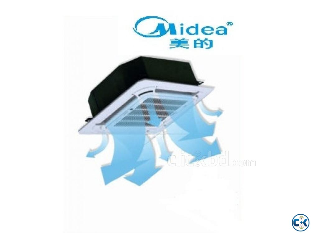 MIDEA 5 Ton AC With Exclusive Warranty | ClickBD large image 2