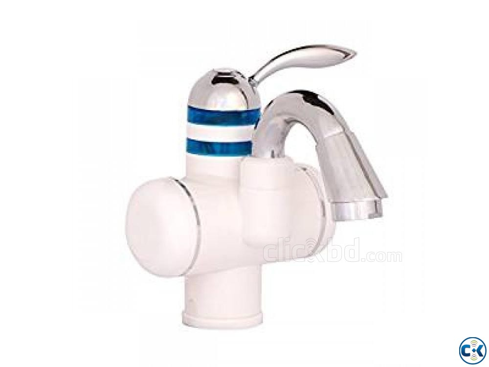 Instant Hot Water Tap Electric Faucet | ClickBD large image 2