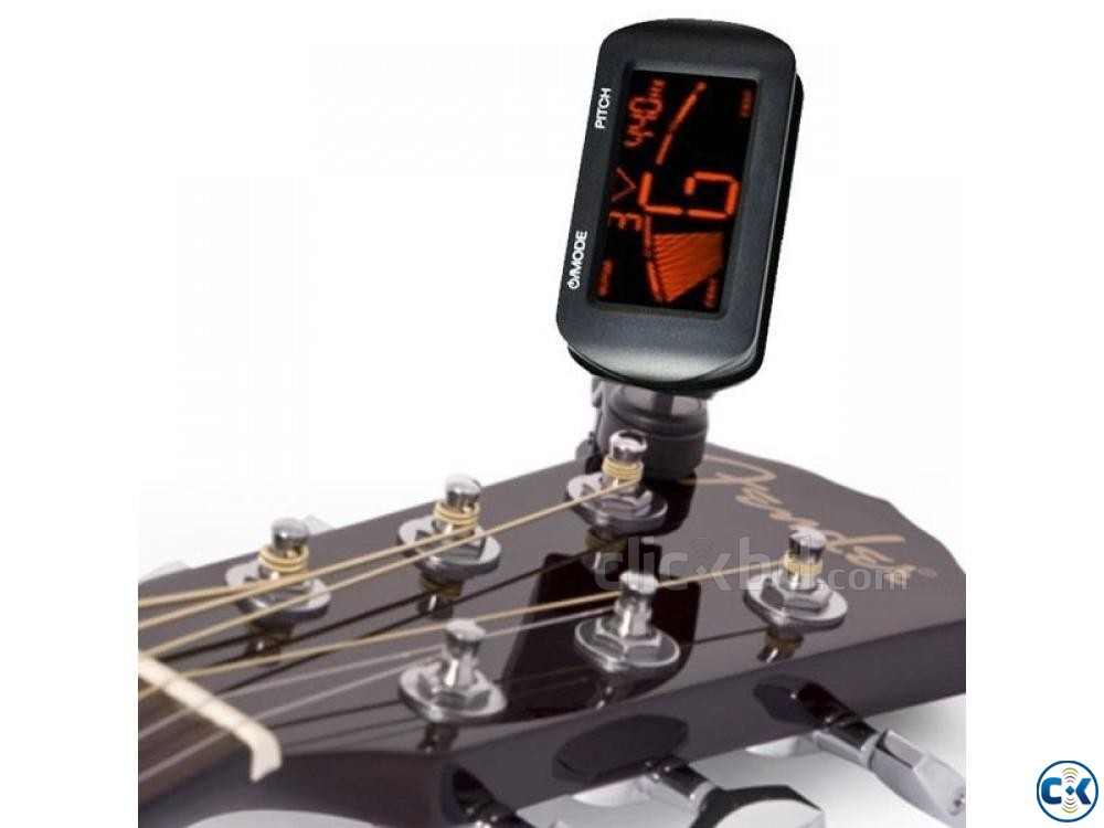 Electric Acoustic Guitar Tuner | ClickBD large image 2