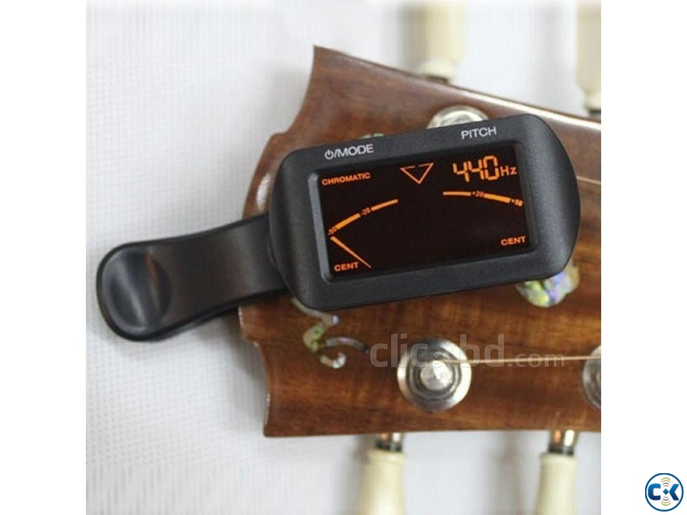 Electric Acoustic Guitar Tuner | ClickBD large image 3