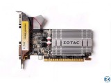 ZOTAC NVIDIA GeForce GT210 1GB DDR3 Graphics Card